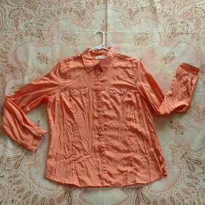 Cowgirl Up Shirt L-XL